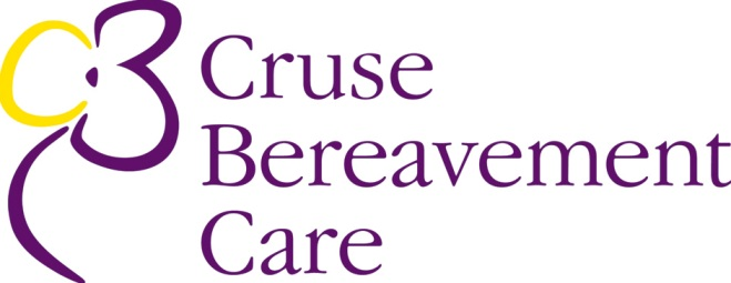 Image result for cruse bereavement care