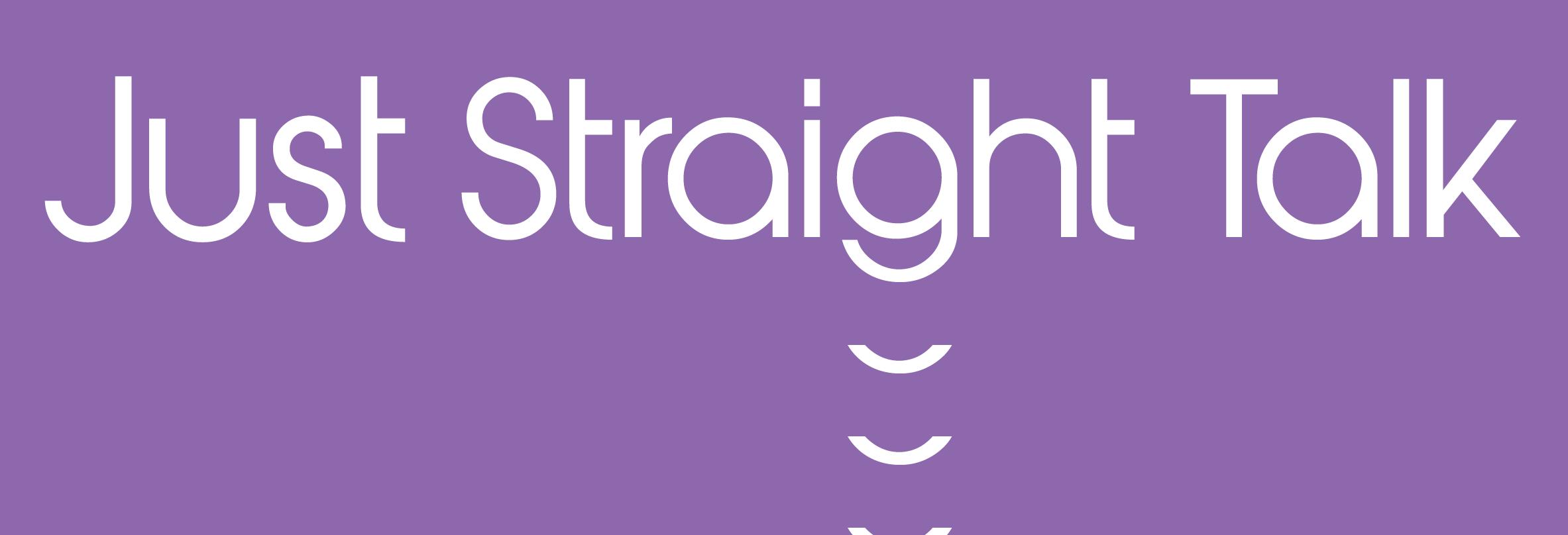 Just Straight Talk