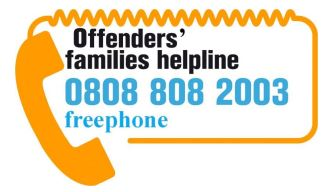 National Offenders Families Helpline